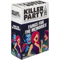 KILLER PARTY FANGS FOR THE MEMORIES