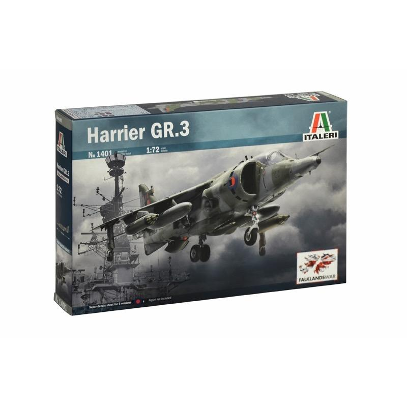HARRIER GR 3 FALKLAND 1/72