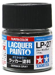 LP27 LACQUER GERMAN GREY 10ML