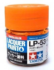 LA53 CQUER CLEAR ORANGE 10ML