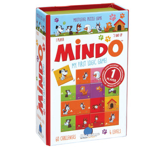 MINDO DOG MY FIRST LOGIC GAME