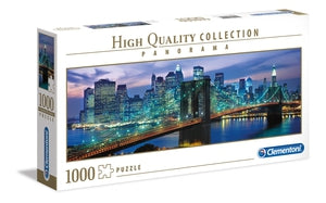 NEW YORK BROOKLYN BRIDGE PANORAMA 1000 PIECE