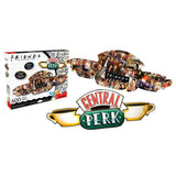 FRIENDS CENTRAL PERK AND COLLAGE DOUBLE SIDED 600 PIECE