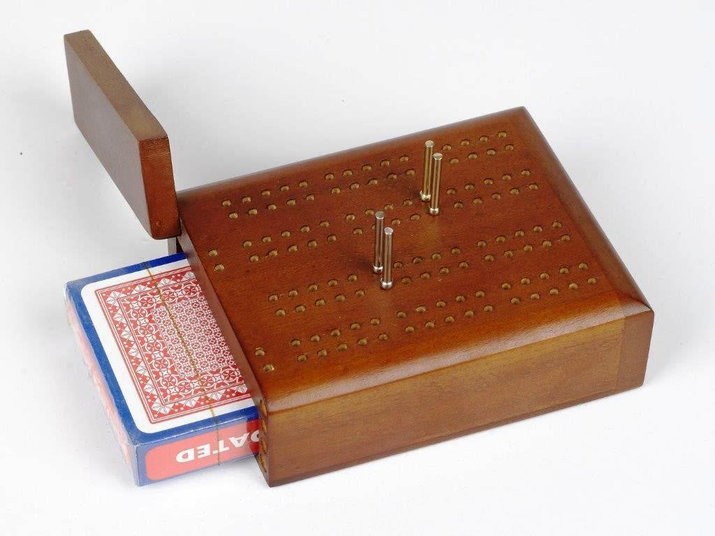 DAL ROSSI CRIBBAGE WITH PLAYING CARDS