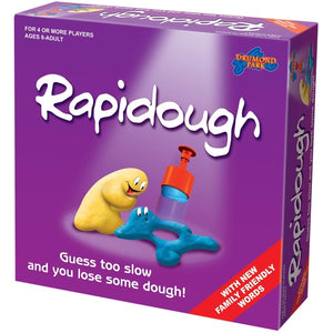 RAPIDOUGH BOARD GAME