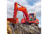 RB05032-1 DIGGER AT WORK 3 X 49 PIECE