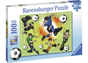 RB10693-6 SOCCER FEVER 100 PIECES