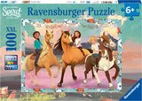 RB10748-3 SPIRIT LUCKY AND HER FRIENDS 100 PIECE