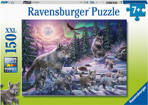 RB12908-9 NORTHERN WOLVES 150 PIECE
