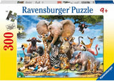 RB13075-5 FAVOURITE WILD ANIMALS  300 PIECE