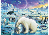 RB13203-4 MEET THE POLAR ANIMALS 300 PIECE