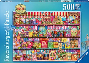THE SWEET SHOP 500 PIECE