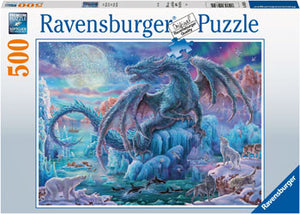 RB14839-4 MYSTICAL DRAGONS 500 PIECE