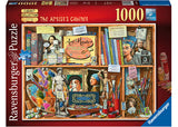 THE ARTISTS CABINET 1000 PIECE
