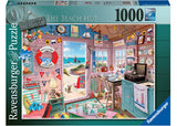 MY HAVEN NO 7 THE BEACH HUT 1000 PIECE