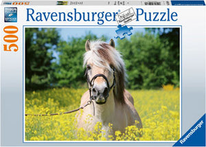 RB15038-0 WHITE HORSE 500 PIECE