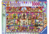 THE GREATEST SHOW ON EARTH1000 PIECE