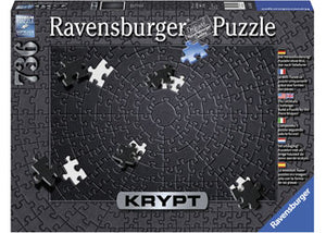 KRYPT BLACK SPIRAL 736 PIECE