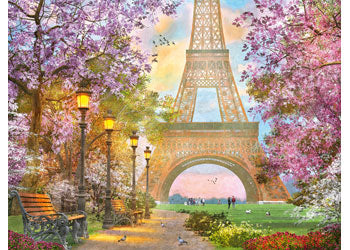 PARIS ROMANCE 1500 PIECE