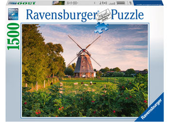 RB16223-9 WINDMILL ON THE BALTIC SEA 1500 PIECE