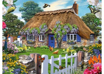 RB16297-0 HOWARD ROBINSON COTTAGE 1500 PIECE