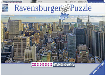 RB16708-1 VIEW OVER NEW YORK 2000 PIECE