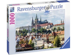 PRAGUE CASTLE 1000 PIECE