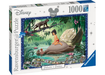 DISNEY MOMENTS 1967 THE JUNGLE BOOK 1000 PIECE