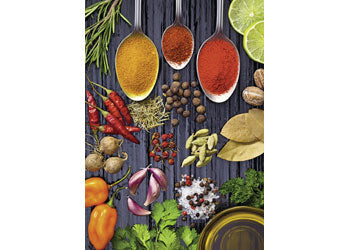 HERBS AND SPICES 1000 PIECE