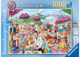 NO 20 CRUISE SHIP 1000 PIECE
