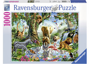 ADVENTURES IN THE JUNGLE 1000 PIECE
