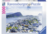NORWAY ALESUND 1000 PIECE