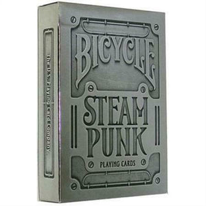 BICYCLE POKER STEAM PUNK
