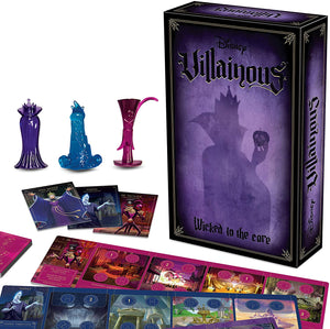 VILLAINOUS WICKED TO THE CORE GAME EXPANSION