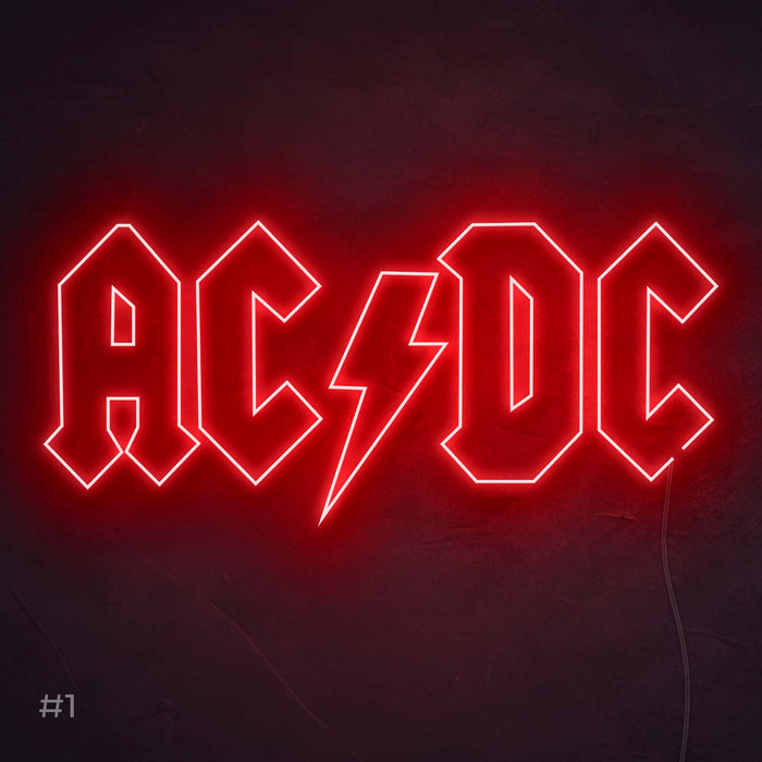 ACDC Neon Sign
