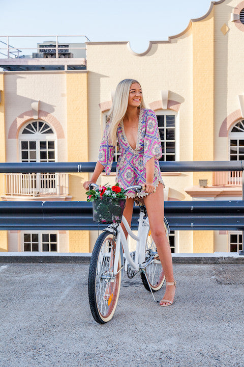 Dream on Playsuit - THE OUT LANE