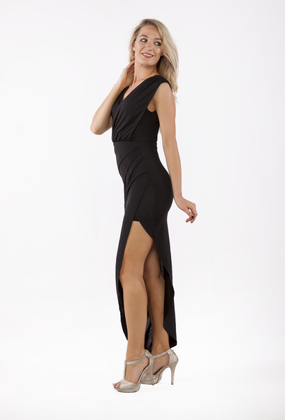Bree Slinky Dress by Ivory and Chain - THE OUT LANE