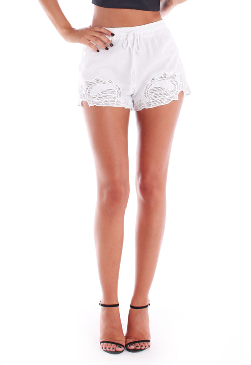 Pigalle Lace Shorts - THE OUT LANE