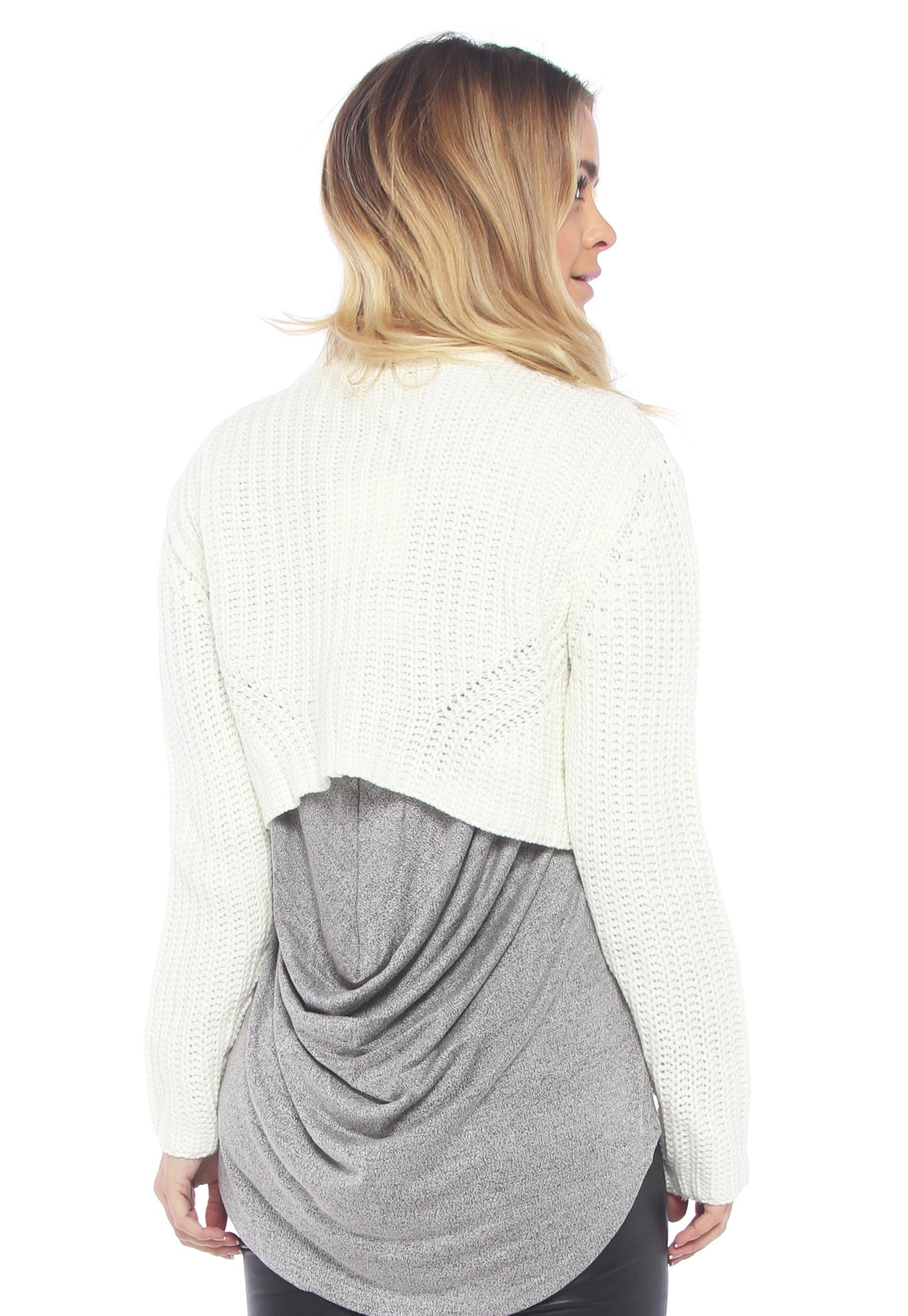 Cream of the Crop Knit - THE OUT LANE