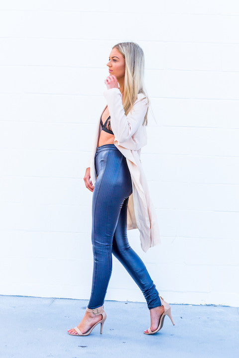 Reflection Pants - onyx - THE OUT LANE
