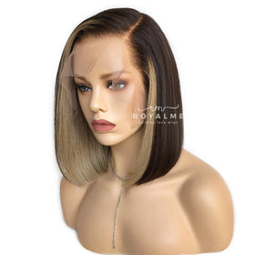 12inch Short Bob Cut Wigs Collection 13x6 T Part Lace Wig