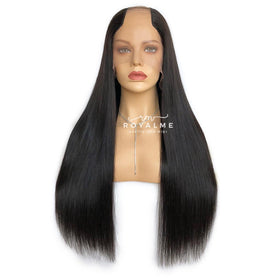 Cellie Long Hair Wig Natural Black Color Straight Hair