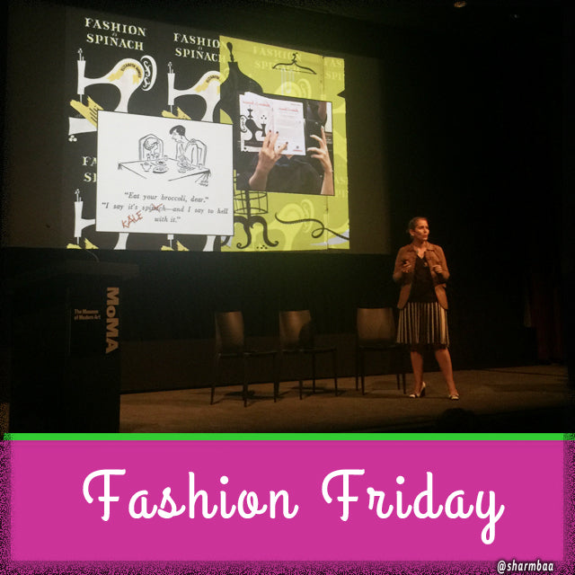 Fashion Friday: Fashion is Kale at MoMA