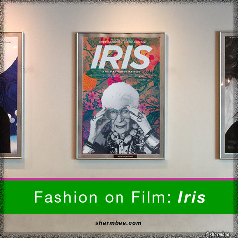 Fashion on Film: Movie Review, Iris