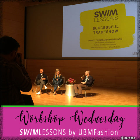 Workshop Wednesday   SWIMLESSONS by UMBFashion Part 2
