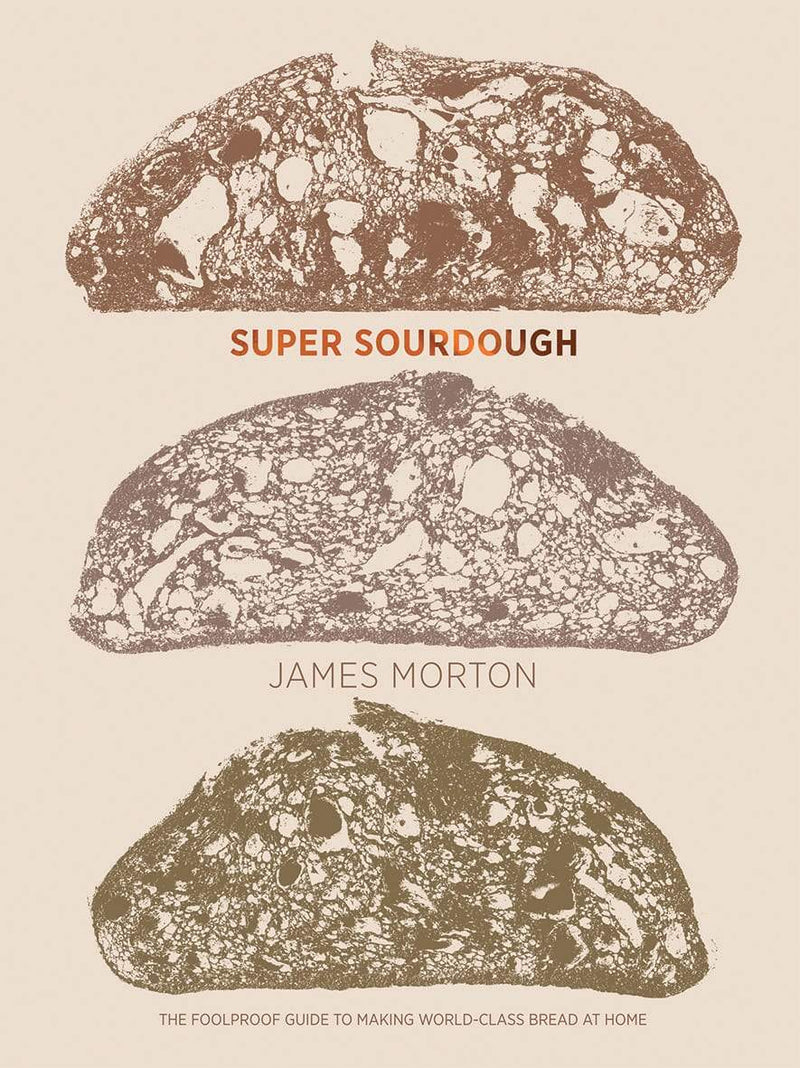 Super Sourdough Bøger New Mags