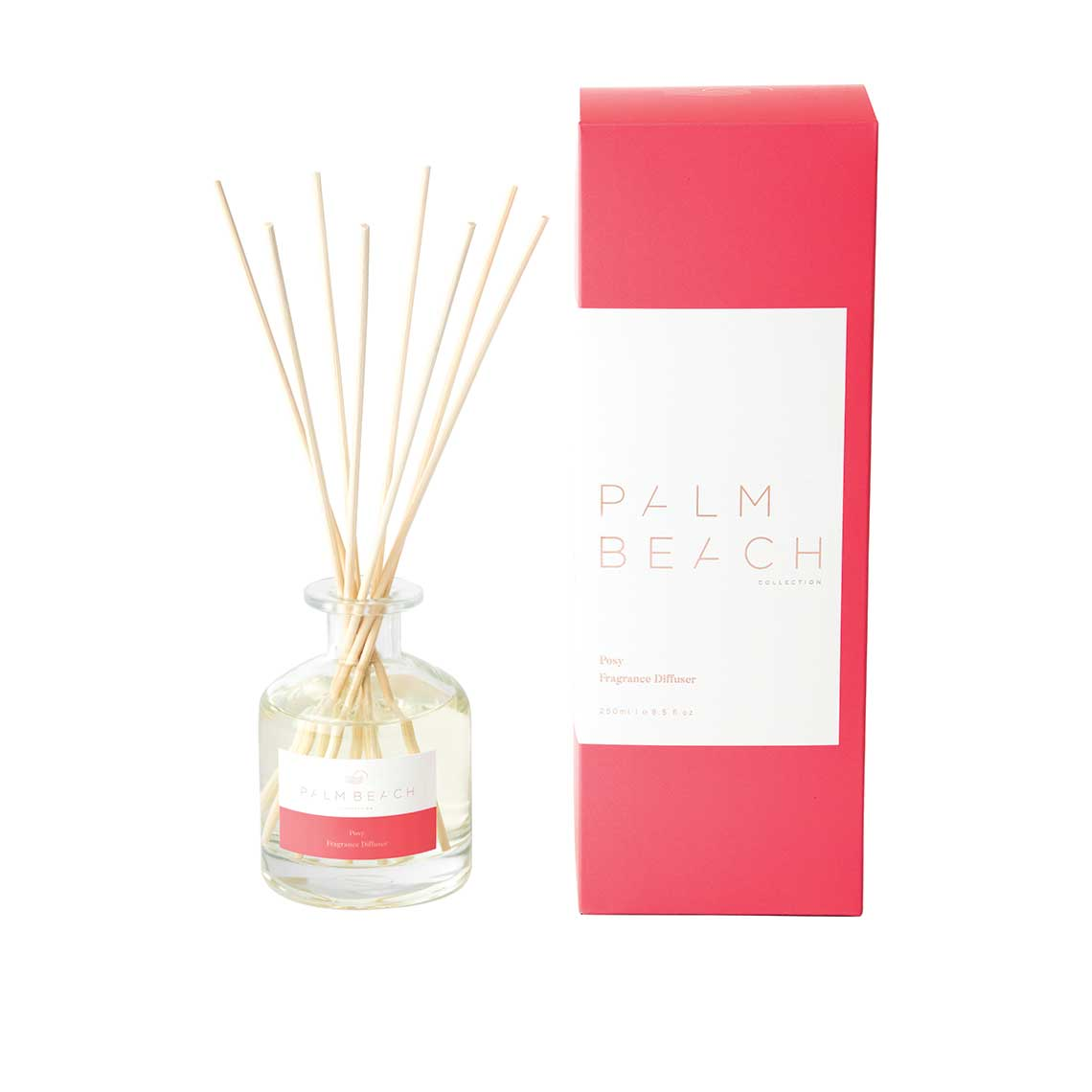 Palm Beach Collection | Posy 250ml Fragrance Diffuser | Salt & Sand Women's Clothing & Accessories Inverloch