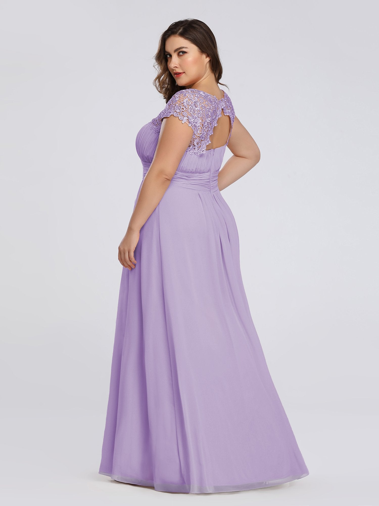 Allanah in lilac s18 on sale