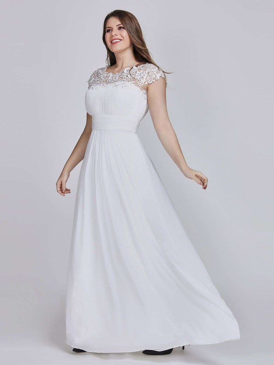 Allanah wedding dress in white on sale s6, s14