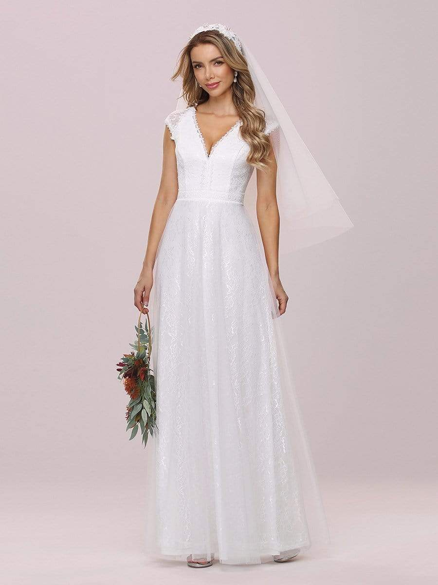 Karline boho wedding dress with cap sleeve in ivory Express NZ wide!